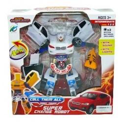 фото Робот-трансформер интерактивный Shantou Gepai 625483