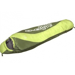 фото Спальный мешок NOVA TOUR «Алтай». В ассортименте. Цвет: зеленый, салатовый. Расположение молнии: левостороннее