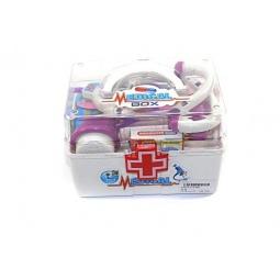 фото Игровой набор для ребенка Shantou Gepai «Набор доктора в чемоданчике» 628496