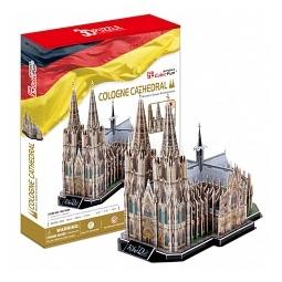 Купить Пазл 3D CubicFun «Кёльнский собор»