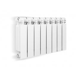 Купить Радиатор отопления алюминиевый литой Oasis 350/96