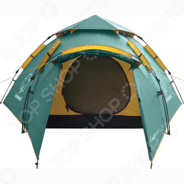 Палатка Greenell «Каслрей 4» зимняя палатка медведь 4 купить
