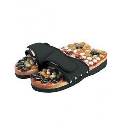 Купить Тапочки массажные с натуральными камнями Gezatone