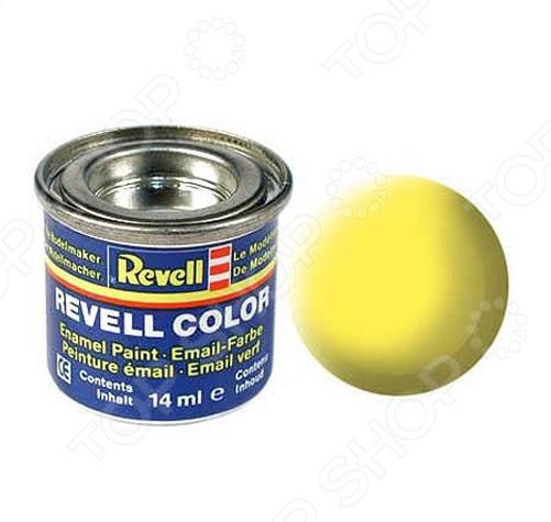 Краска матовая Revell РАЛ краска светящаяся revell рал