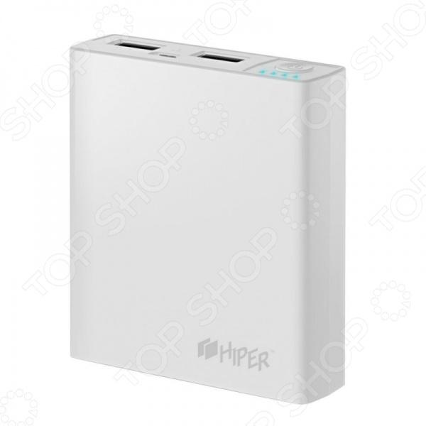 Аккумулятор внешний HIPER RP7500 внешний аккумулятор hiper rp7500 black