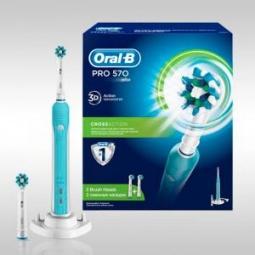 фото Щетка зубная электрическая Braun D16.524 U