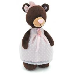 фото Мягкая игрушка Orange Milk «Медведь-невеста». Размер: 30 см