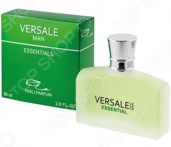 Туалетная вода для мужчин Parli Versale Essential, 85 мл туалетная вода lacoste essential sport