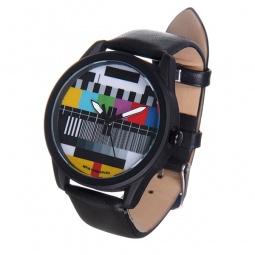 Купить Часы наручные Mitya Veselkov «ТВ-сетка» MVBlack