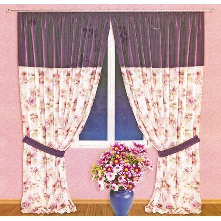 Купить Комплект штор Zlata Korunka 55520