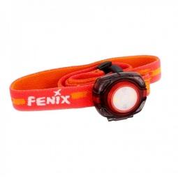 фото Фонарь налобный Fenix HL05. Цвет: красный