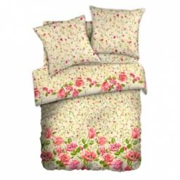 фото Комплект постельного белья Любимый дом «Тюльпановый сад». 1,5-спальный
