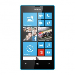 фото Смартфон Nokia Lumia 520. Цвет: голубой