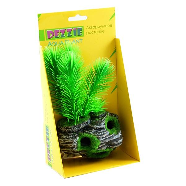 Декор для аквариума на присоске DEZZIE 5610263