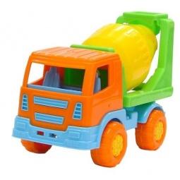 Купить Машинка игрушечная Полесье «Бетоновоз». В ассортименте