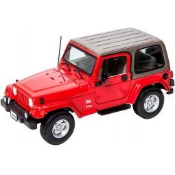 Купить Модель автомобиля 1:18 Bburago Jeep Wrangler Sahara. В ассортименте