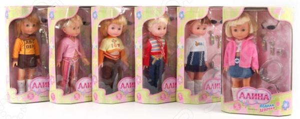 Кукла Joy Toy «Алина». В ассортименте