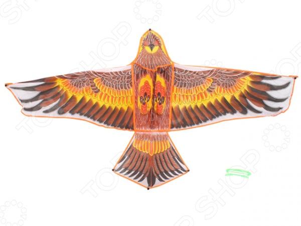 Воздушный змей 1 Toy Т58544Воздушные змеи<br>Воздушный змей 1 Toy Т58544 станет отличным подарок не только для ваших детей, но и для всей семьи. Воздушный змей в виде яркой и сильной птицы идеально подойдет для веселого и увлекательного отдыха на свежем воздухе. Запускать змея можно всей семьей или самостоятельно. Подвижное и занимательное занятие поспособствует гармоничному физическому развитию ребенка. С ним море положительных эмоций и незабываемых впечатлений обеспечено.<br>