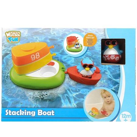Купить Набор для ванны Toy Target «Лодка с шлюпками»