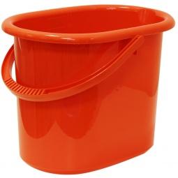 фото Ведро IDEA М 2422. Цвет: оранжевый