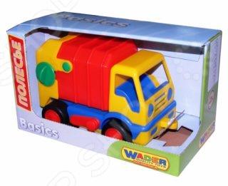 Машинка игрушечная POLESIE «Базик коммунальный»