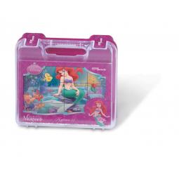 фото Кубики развивающие в чемоданчике Step Puzzle Русалочка