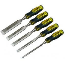 Купить Набор стамесок STANLEY DynaGrip PRO 2-16-271