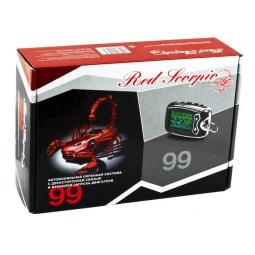 фото Автосигнализация Red Scorpio 99