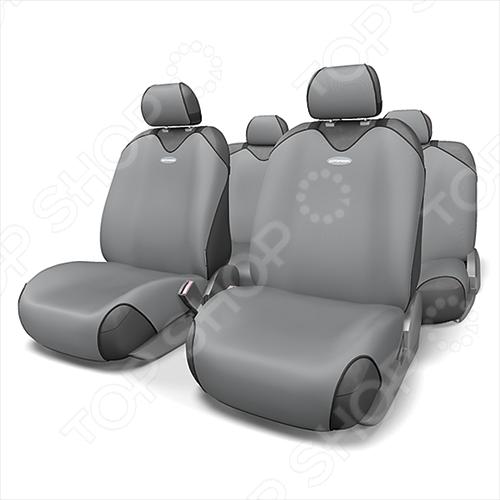 Набор чехлов-маек для сидений Autoprofi R-802 R-1 Sport