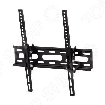 Кронштейн для телевизора Hama H-108716 кронштейн для мониторов жк hama h 95831 черный 26