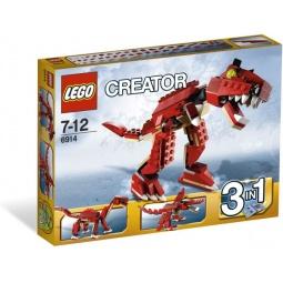 фото Конструктор LEGO Динозавр хищник