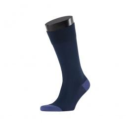 фото Носки мужские Teller Color Toe. Цвет: фиолетовый