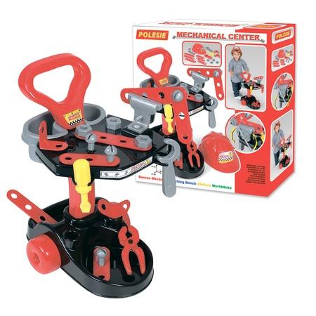 Купить Игровой набор для мальчика Полесье «Механик»