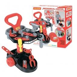 фото Игровой набор для мальчика Полесье «Механик»