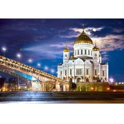Купить Пазл 1500 элементов Castorland «Храм Христа-Спасителя»