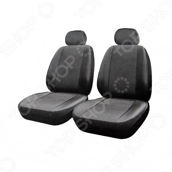 Набор чехлов для передних сидений Forma R-503-11, Накидки на сидения. Накладки на ремни - артикул: 542400
