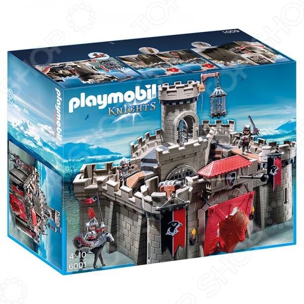 Конструктор игровой Playmobil 6001 «Рыцари: Замок Рыцарей Ястреба» чайник bosch twk 6001