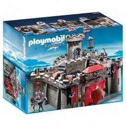 фото Конструктор игровой Playmobil «Рыцари: Замок Рыцарей Ястреба»