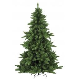 фото Сосна искусственная Crystal Trees «Гжель». Высота: 190 см