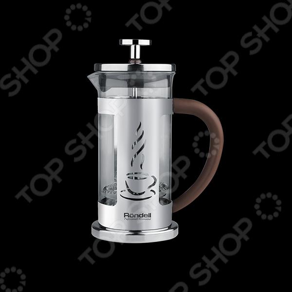 Френч-пресс Rondell Mocco&Latte френч пресс 1 л rondell mocco latte rds 491