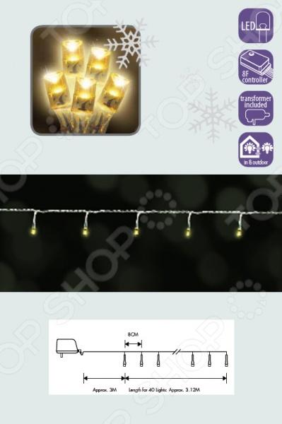 Гирлянда электрическая Luca Lighting 1694702