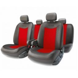 Купить Набор чехлов для сидений с аэробэгом Autoprofi GND-1305GF Grand Full