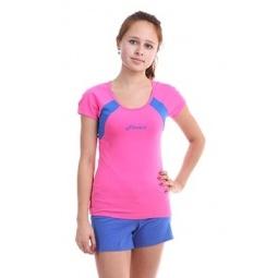 фото Комплект для девочки: джемпер и шорты Свитанак 606539
