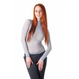 фото Водолазка Mondigo 8507. Цвет: серый. Размер одежды: 46