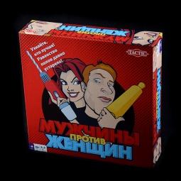Купить Игра настольная для компании Tactic «Мужчины против женщин»