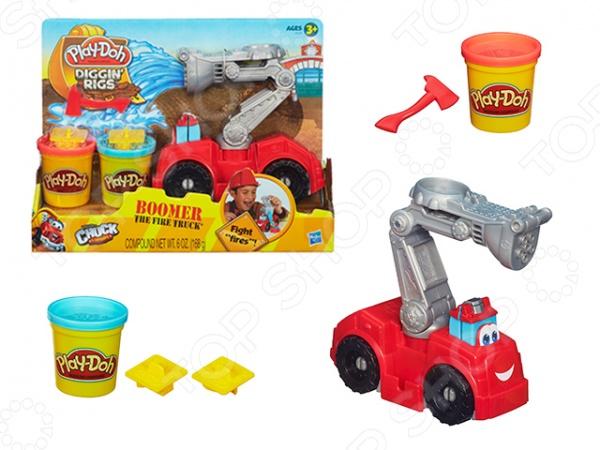 Набор для лепки Hasbro Play-Doh Главная улица B5868