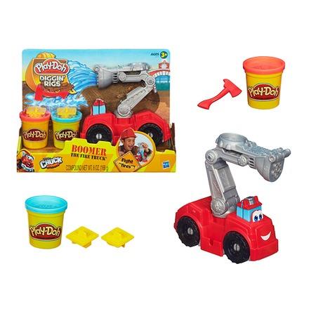 Купить Набор игровой для лепки Hasbro «Пожарная машина»