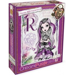 фото Пазл 260 элементов Оригами Ever After High 00672