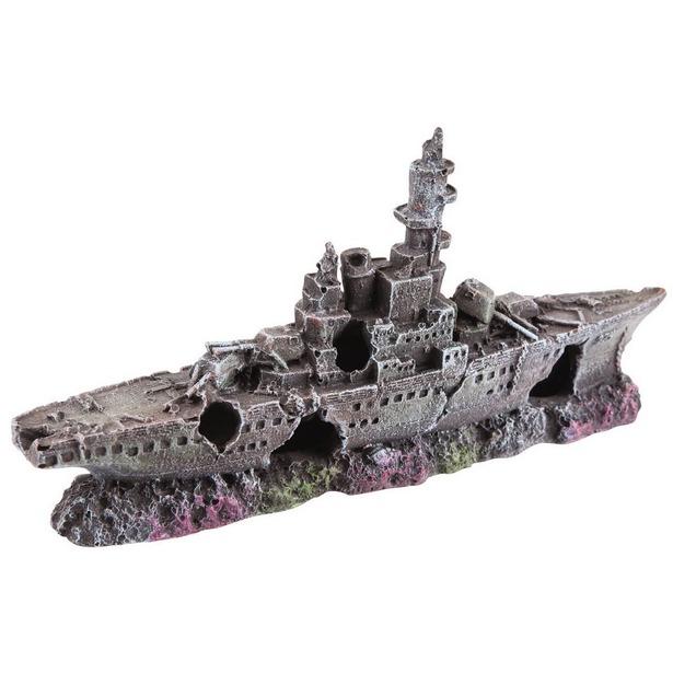фото Корабль для аквариума DEZZIE «Победа»