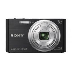 фото Фотокамера цифровая SONY DSC-W730. Цвет: черный